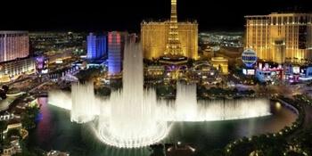 ベラージオ(ベラッジオ)ホテルの噴水ショー