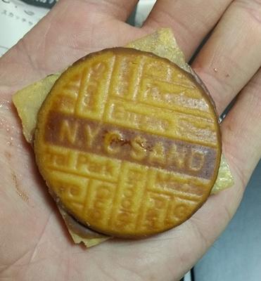 N.Y.スカッチサンド 実食