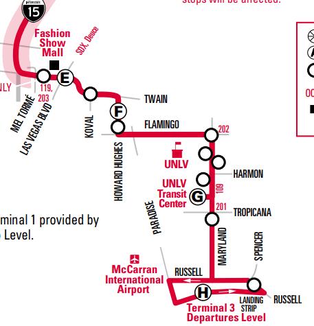 CX路線マップ