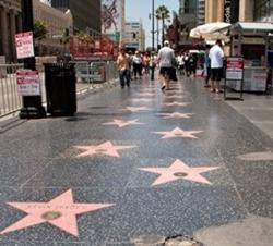 ウォーク オブ フェイム(Walk of Fame)