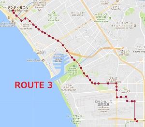 ビッグ・ブルー・バス ルート