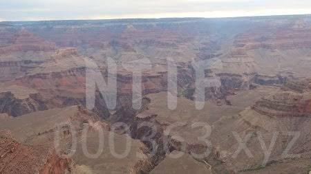 コロラド川が見える