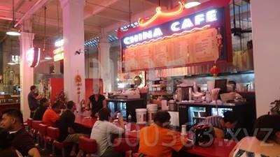 グランドセントラルマーケット中華「CHINA CAFE」