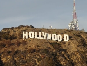 hollywoodサイン