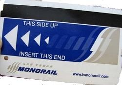 モノレールチケット