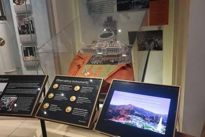 グリフィス天文台展示物