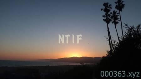 サンタモニカの夕日